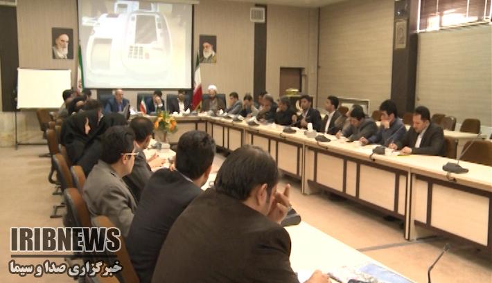 برگزاری انتخابات شوراهای اسلامی صورت مکانیزه درمهاباد