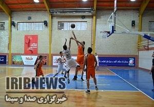 آغاز مسابقات بسکتبال جام رمضان از شب گذشته در مهاباد